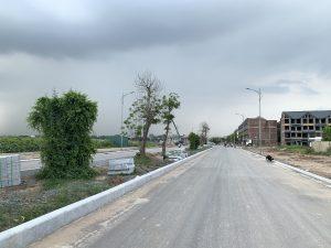 tiến độ xây dựng dự án tháng 9/2020