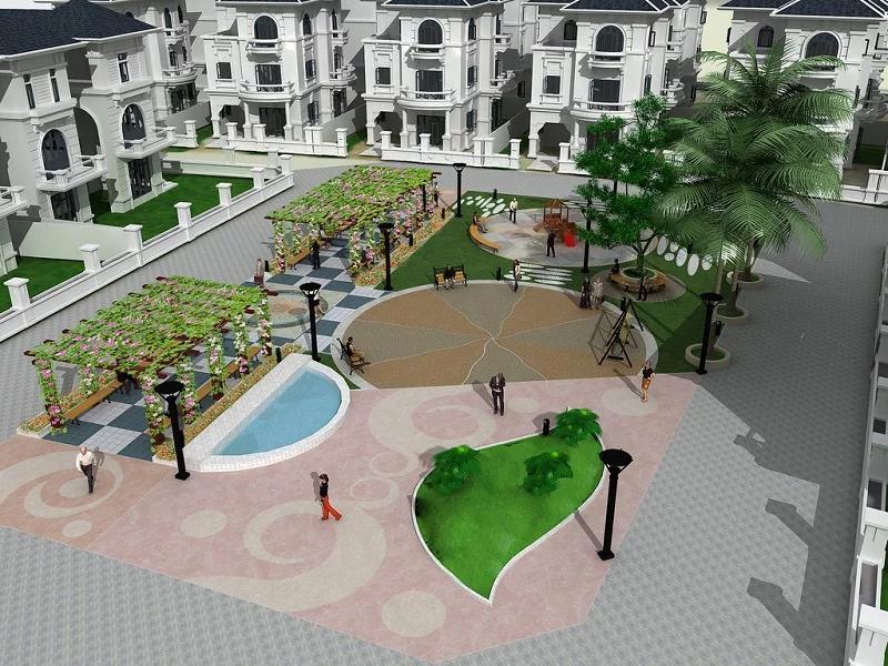 Dự án khu đô thị Vân Canh Hud