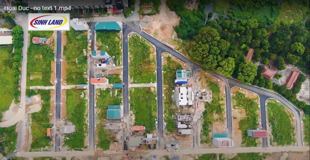 bán đất dịch vụ 6.9 ha vân canh