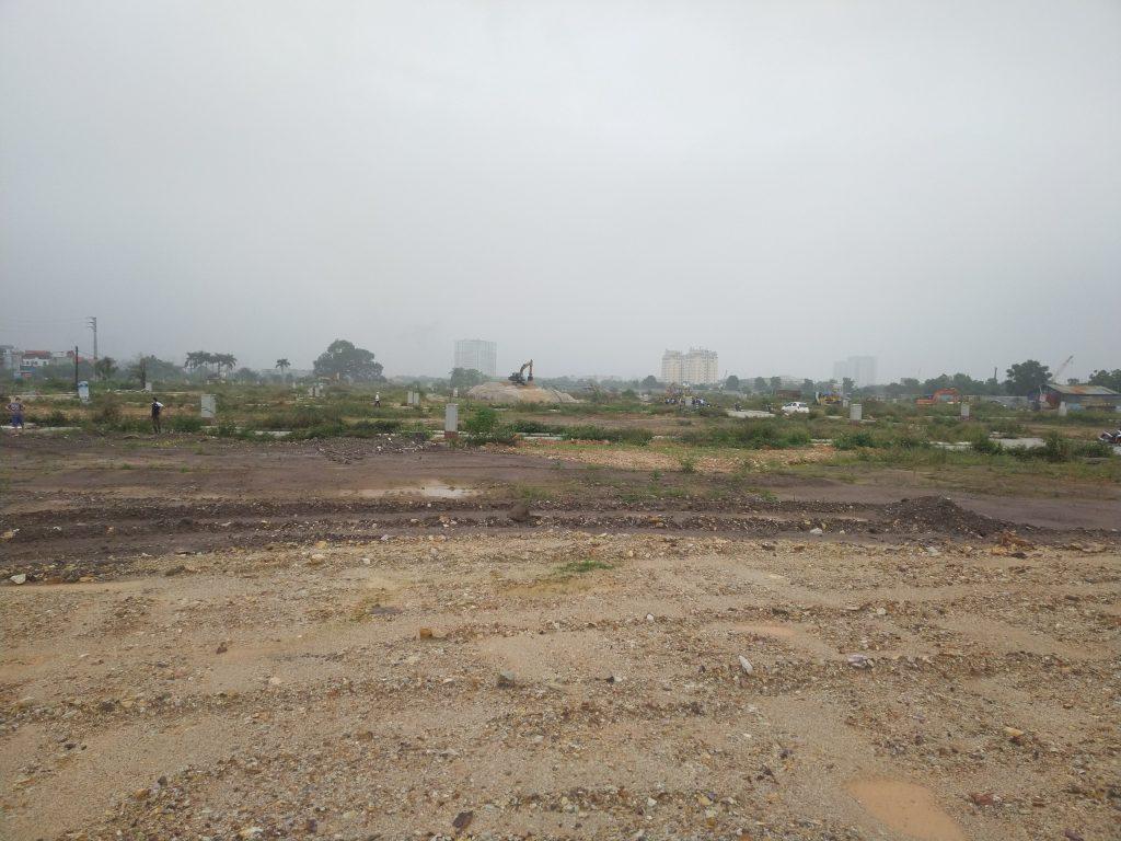 đất dịch vụ vân canh 25.2 ha