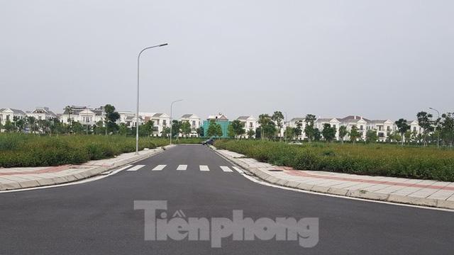 đấu giá quyền sử dụng đất Long Biên