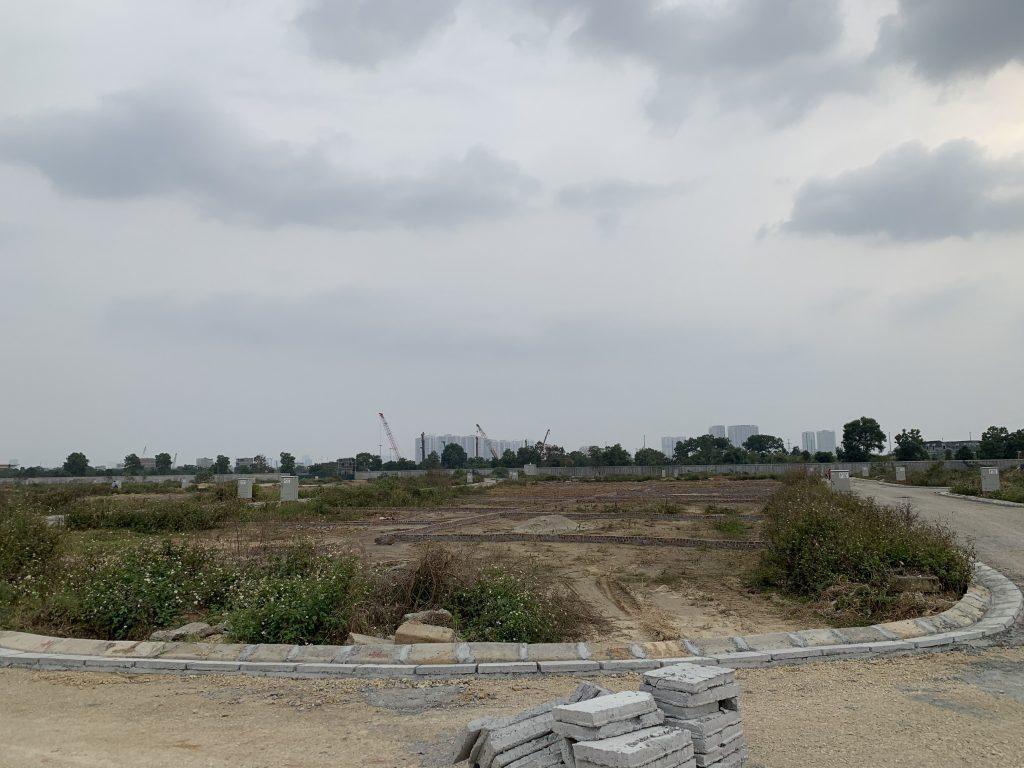 bán đất dịch vụ 25.2 ha Vân Canh
