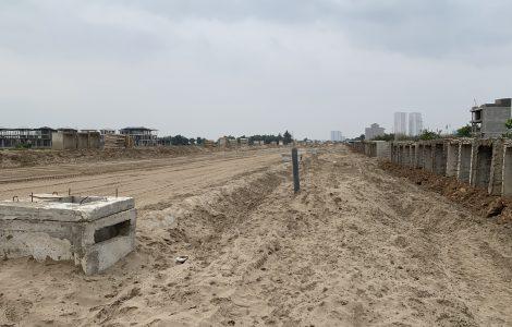 bán đất dịch vụ 4.5 ha vân canh