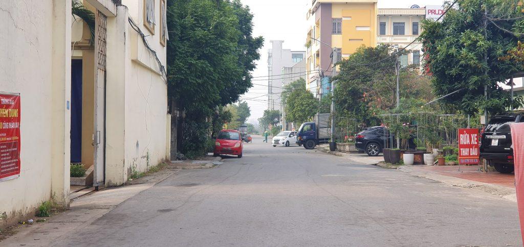 bán đất phân lô thị trấn Phùng
