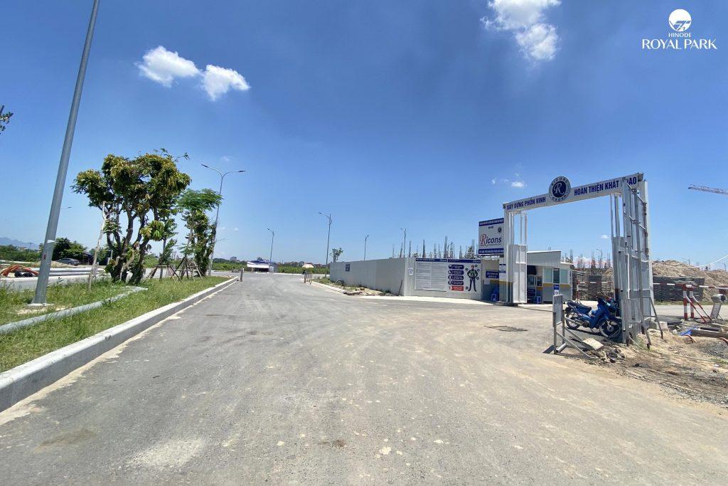 đường 33 m dự án