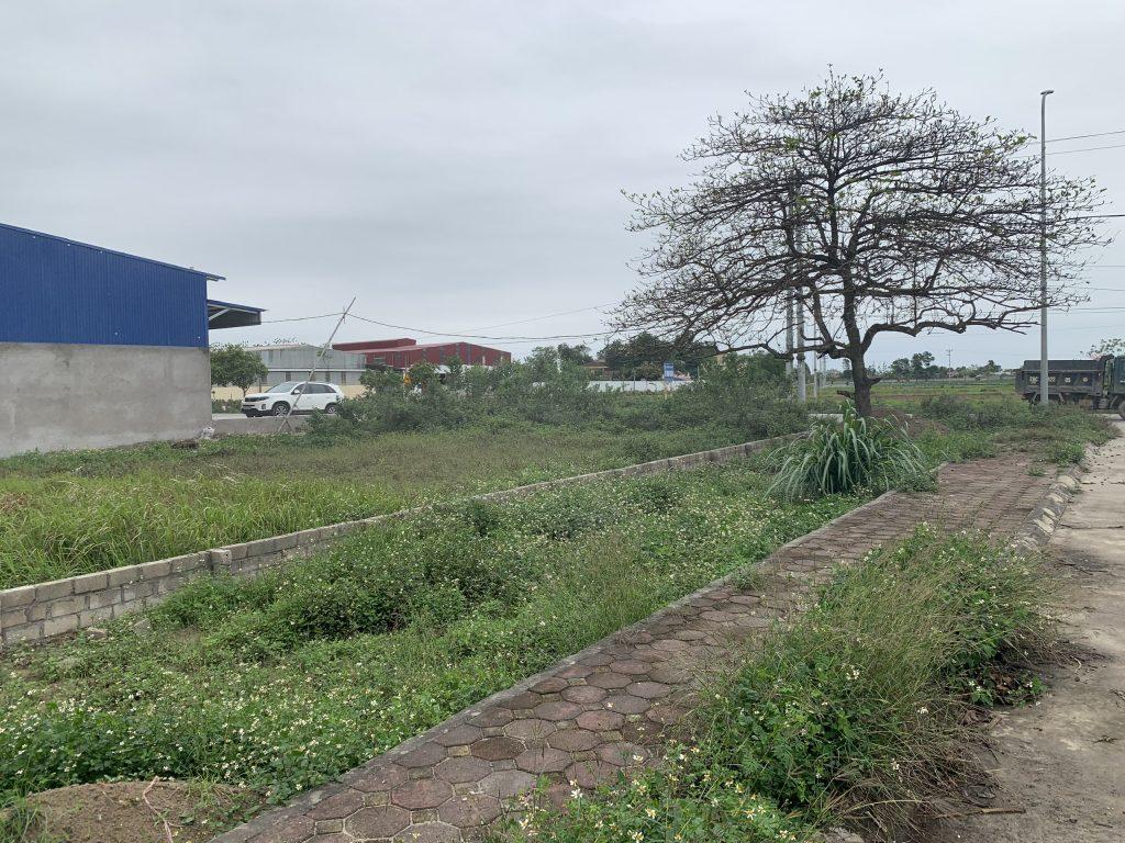 Vị trí đẹp, cạnh khu công nghiệp Võng Xuyên đang triển khai.