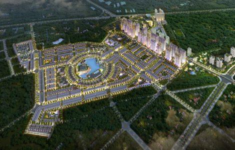 bán gấp liền kề dự án hinode royal park